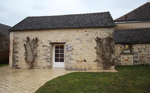 Bibliothèque de la Brosse_Montceaux