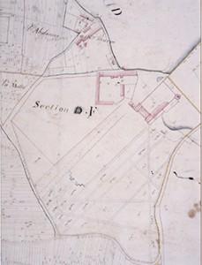 Cadastre 1813 - Le Chateau