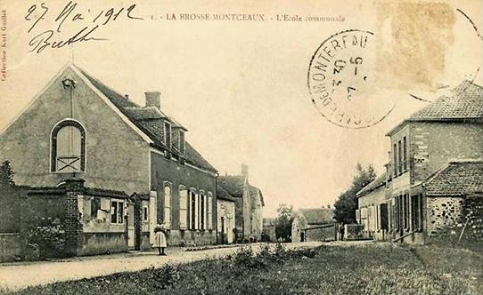 Mairie Ecole 1910