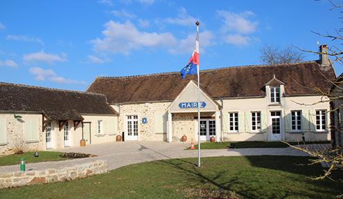 Mairie de La Brosse-Montceaux