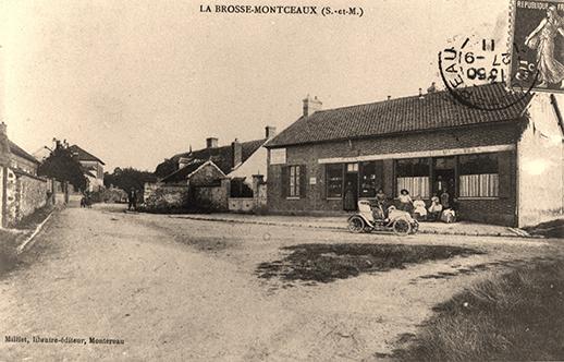 Maison Vollereau 1905