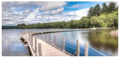 Lac des Settons photo